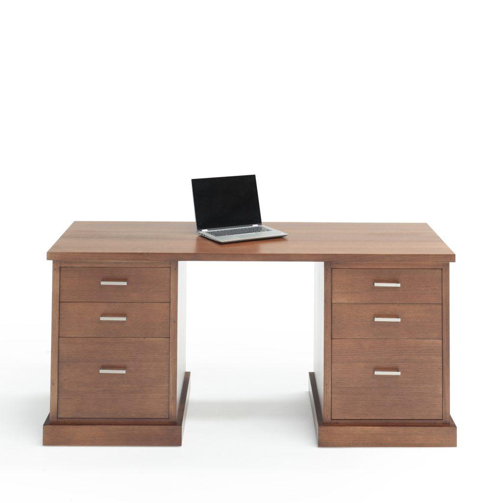 Ella Redgum Desk Solid Top