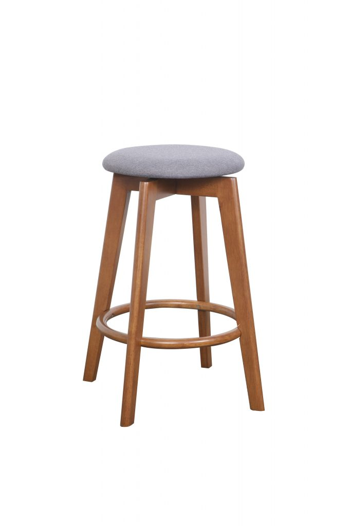 Sandown Stool Truffle teak