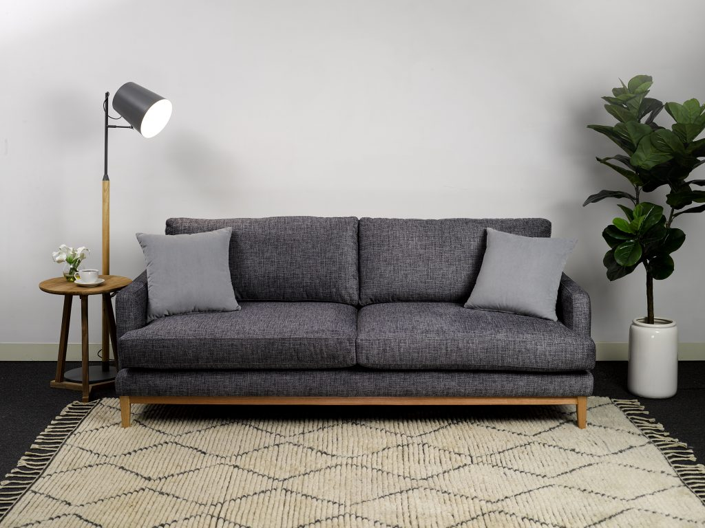 Manor Sofa Franklin Pewter 2020