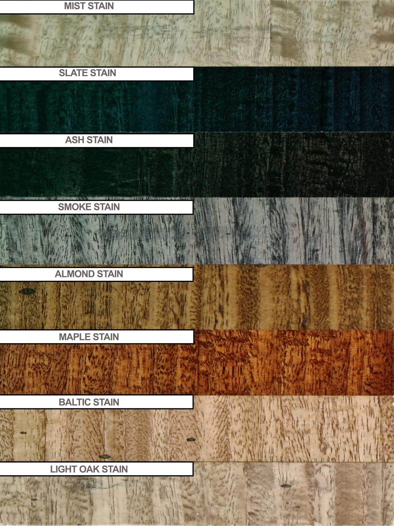 LSF colour board
