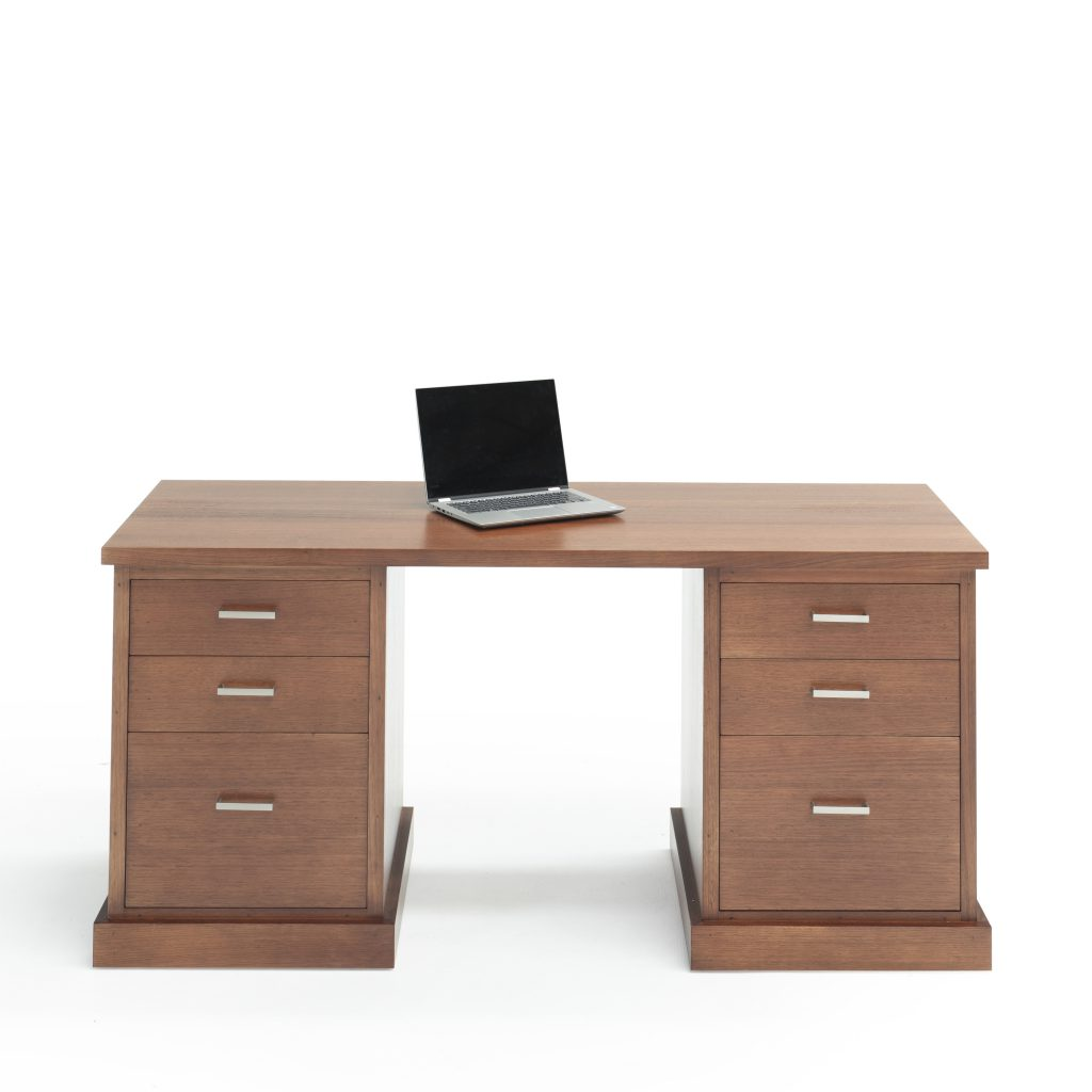 Ella Redgum Desk Solid Top